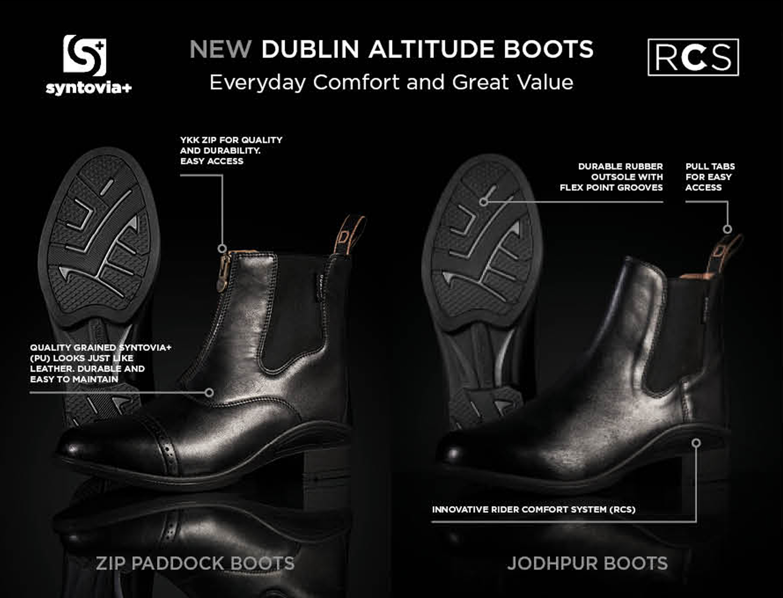 Altitude Boots