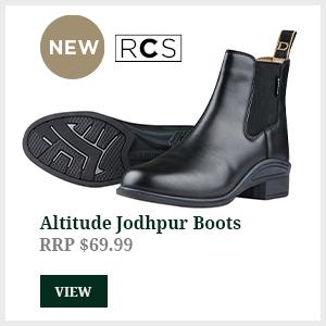 Altitude Jodhpur Boots