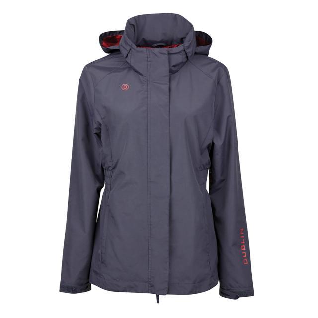 Dublin Peyton Waterproof Jacket Ink Navy