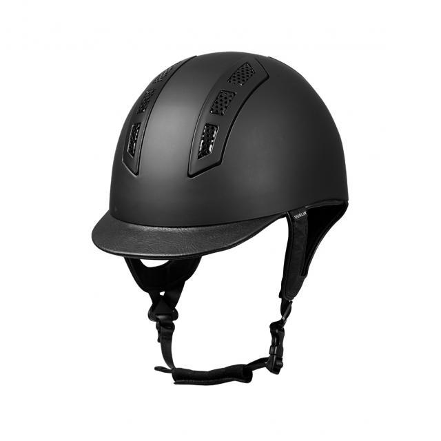 Dublin Arista Helmet Black Matt