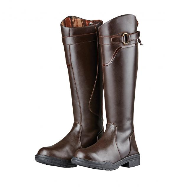 Dublin Calton Boots Dark Brown