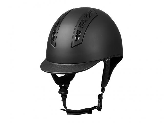 Dublin Arista Helmet Black Matt