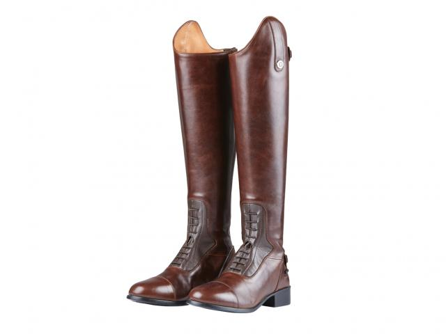 Dublin Galtymore Tall Field Boots Brown