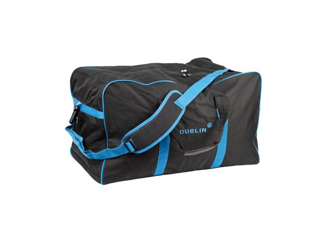 Dublin Imperial Hold All Bag Black/Blue