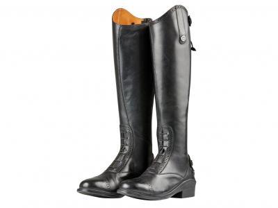 Dublin Evolution Tall Field Boots Black