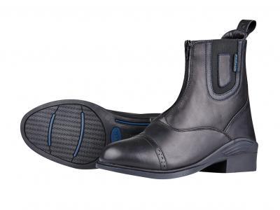 Dublin Evolution Zip Front Waterproof Boots Black