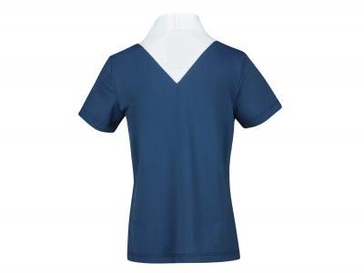 Dublin Tara Kids Competition Lace Shirt Ink Navy