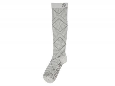Dublin Technical Socks Charcoal Melange