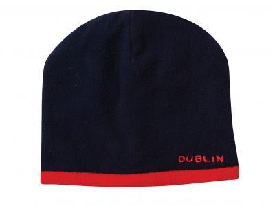Dublin Classic Fleece Beanie Navy