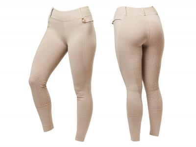 Dublin Cool It Everyday Riding Tights Beige