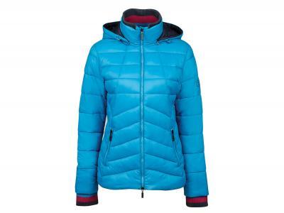 Dublin Gemma Puffer Jacket Arctic Blue