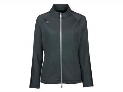 Dublin Thelma Softshell Full Zip Jacket Black