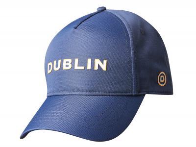 Dublin Tech Cap Navy