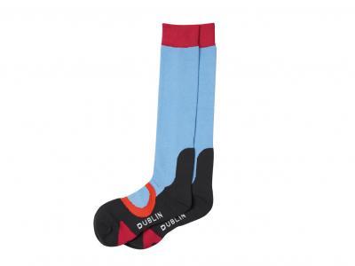 Dublin Anne Ladies Technical Socks Chambray