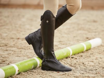Dublin Galtymore Tall Field Boots Black