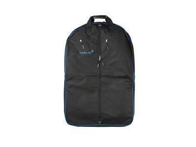 Dublin Imperial Coat Bag Black/Blue
