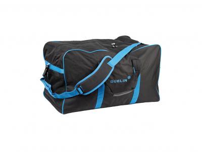 Dublin Imperial Hold All Bag Black/Blue