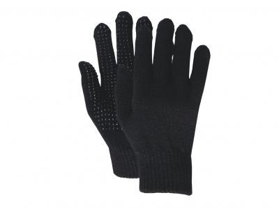 Dublin Magic Pimple Grip Riding Gloves Black