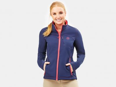 Dublin Sachi Softshell Jacket Navy