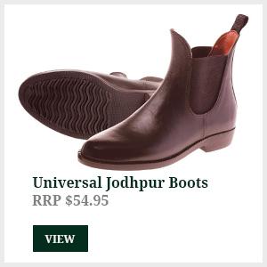 Universal Jodhpur Boots